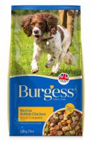 BURGESS   dog  ADULT chicken