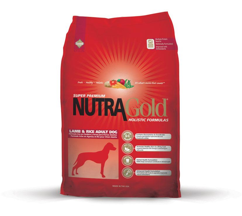 NUTRAGOLD ADULT lamb/rice - 15 kg