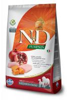 N&D  dog GF PUMPKIN ADULT M/L CHICKEN