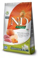 N&D dog GF PUMPKIN ADULT MEDIUM/MAXI boar/apple