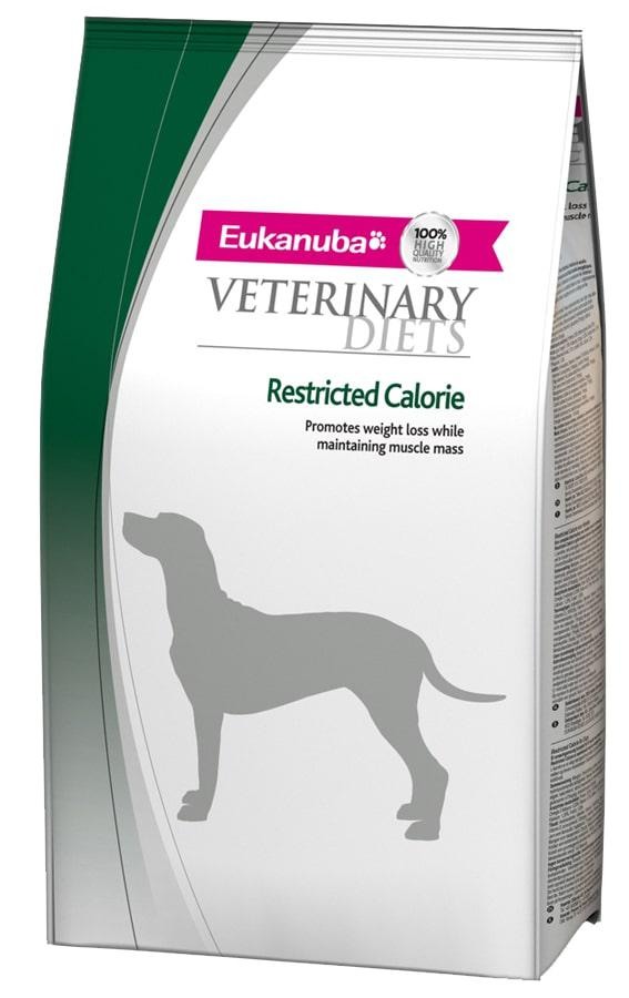 Eukanuba dieta  RESTRICTED CALORIE