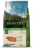 BRAVERY dog ADULT mini CHICKEN
