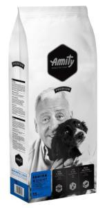 AMITY premium dog SENIOR/light