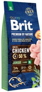 BRIT dog Premium By Nature JUNIOR XL