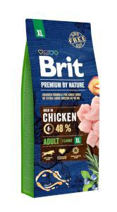 BRIT dog Premium by Nature ADULT XL