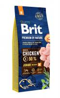 BRIT dog  Premium by Nature  JUNIOR M
