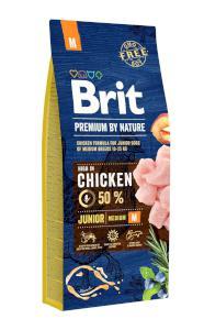 BRIT dog Premium by Nature JUNIOR M
