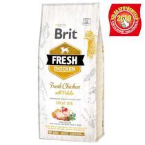 BRIT FRESH ADULT chicken/potato