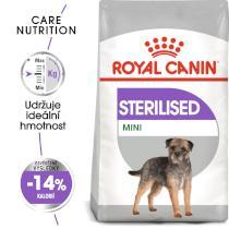 Royal Canin Mini Sterilised - granule pro kastrované malé psy