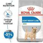 Royal Canin Mini Light Weight Care - dietní granule pro psy