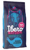 Ibero NATURAL dog MAXI JUNIOR