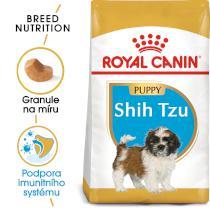 Royal Canin Shih Tzu Puppy - granule pro štěně Shih Tzu