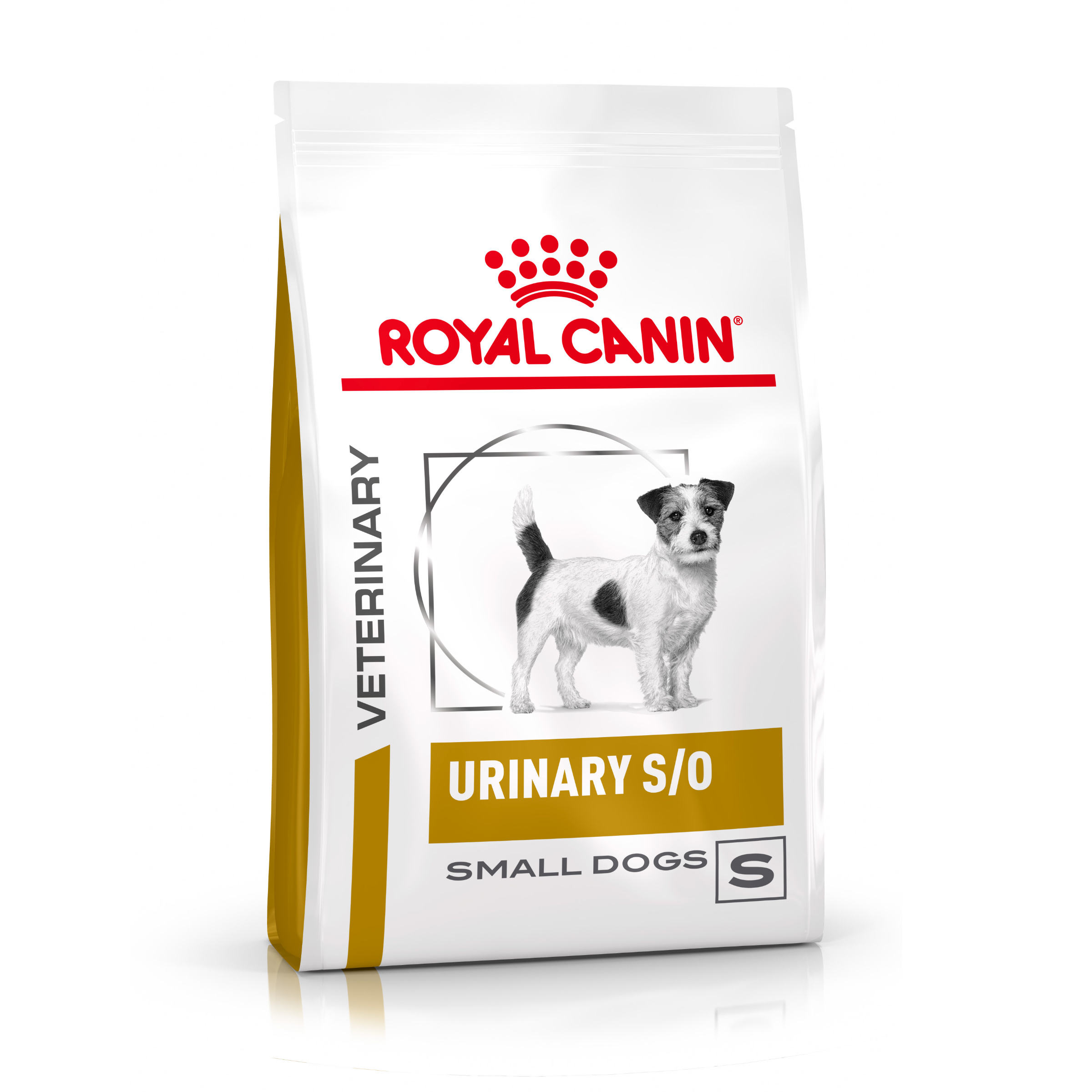 Royal Canin Veterinary Health Nutrition Dog URINARY S/O Small - 8kg