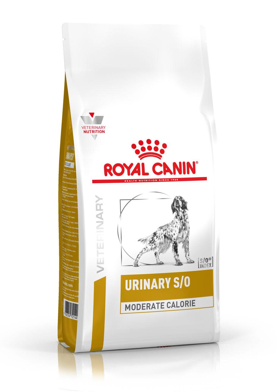 Royal Canin Veterinary Health Nutrition Dog URINARY S/O MC - 12kg