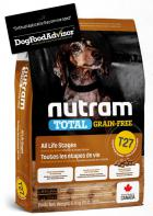 NUTRAM dog T27 - TOTAL GF SMALL chicken/turkey