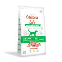 CALIBRA dog LIFE ADULT medium LAMB