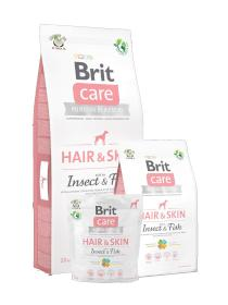 BRIT CARE dog    HAIR & skin  INSECT&fish