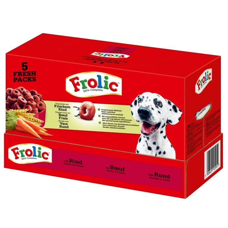 FROLIC HOVĚZÍ + zelenina - 4kg