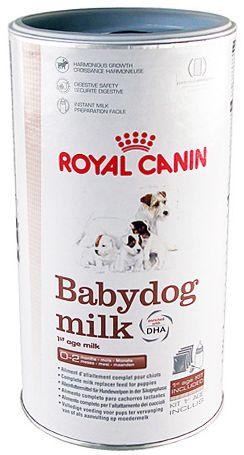 Royal Canin Babydog Milk - mléko pro štěňata - 400g