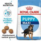 Royal Canin    MAXI   PUPPY - granule pro velká štěňata