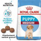 Royal Canin MEDIUM PUPPY - granule pro střední štěňata