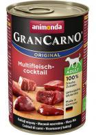 Animonda dog konzerva Gran Carno masový koktejl