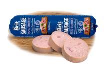 BRIT dog  sausage TURKEY/rice