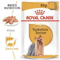 Royal Canin Yorkshire Loaf - kapsička s paštikou pro jorkšíra