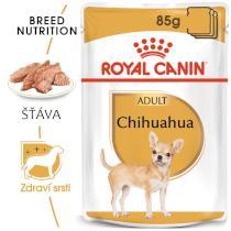 Royal Canin Chihuahua Loaf - kapsička s paštikou pro čivavu