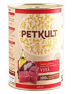 PETKULT dog konz. ADULT 800g - Kuřecí