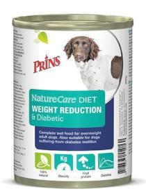 PRINS NatureCare Veterinary Diet WEIGHT REDUCTION & Diabetic