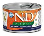 N&D dog GF PUMPKIN konz. STARTER MINI lamb/blueberry
