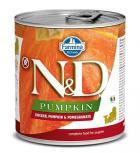 N&D dog GF PUMPKIN konz. PUPPY chicken/pomegranate