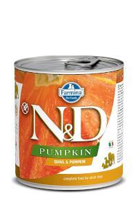 N&D dog GF PUMPKIN konz. ADULT quail/pumpkin