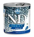 N&D dog OCEAN konz. ADULT salmon/codfish