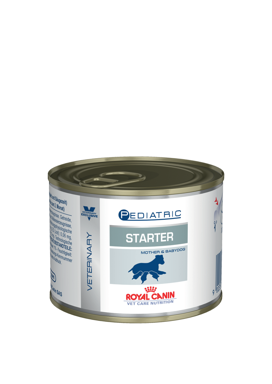 Royal Canin Veterinary Diet Dog PEDIATRIC STARTER konzerva - 195g