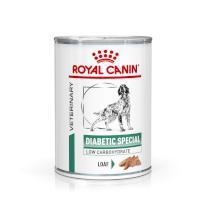 Royal Canin Veterinary Health Nutrition Dog DIABETIC konzerva