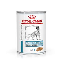 Royal Canin Veterinary Health Nutrition Dog SENS. CONTROL 420g konzerva