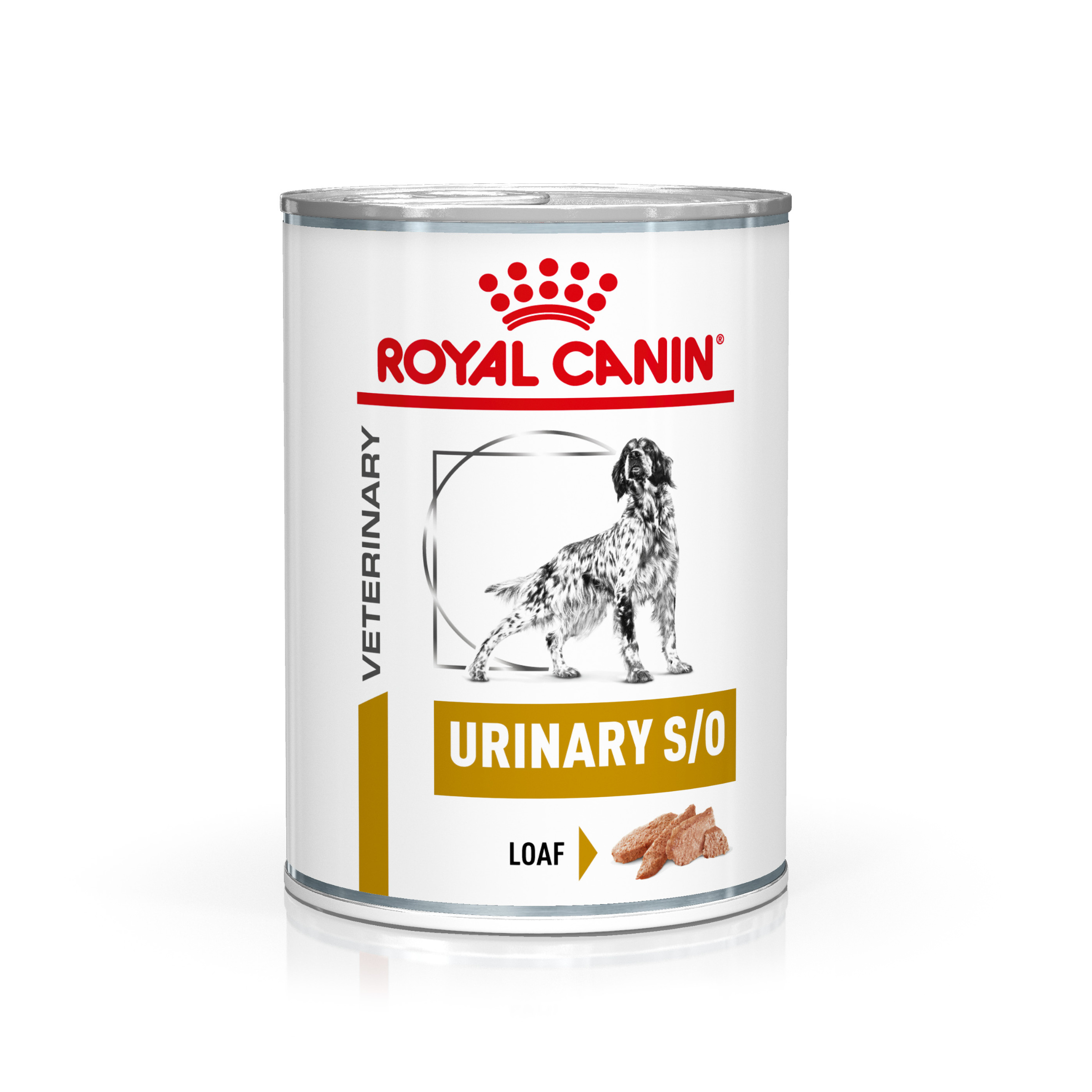 Royal Canin Veterinary Health Nutrition Dog URINARY SO konzerva - 200g