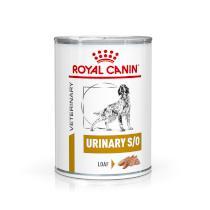 Royal Canin Veterinary Health Nutrition Dog URINARY S/O konzerva