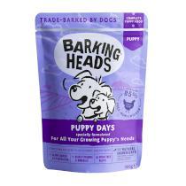 Barking Heads  kapsa  PUPPY days