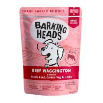 Barking Heads kapsa BEEF waggington