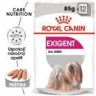 Royal Canin Exigent Dog Loaf - kapsička s paštikou pro mlsné malé psy