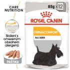 Royal Canin Dermacomfort Dog Loaf - kapsička s paštikou pro psy s problémy s kůží
