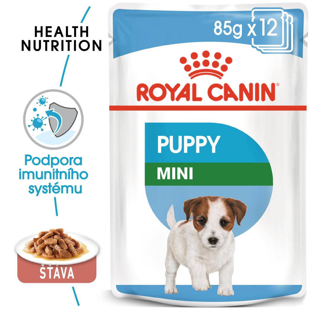 Royal Canin Mini Puppy - kapsička pro malá štěňata - 85g