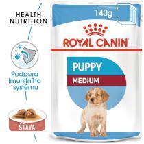 Royal Canin Medium Puppy - kapsička pro střední štěňata