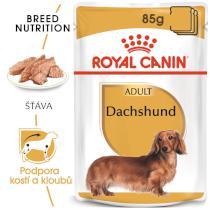 Royal Canin Dachshund Loaf - kapsička s paštikou pro jezevčíka