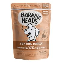 Barking Heads kapsa TOP dog TURKEY