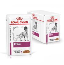 Royal Canin Veterinary Diet Dog RENAL Pouch kapsa