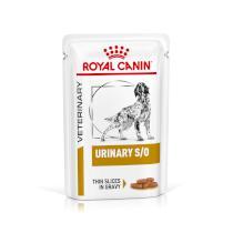 Royal Canin Veterinary Health Nutrition Dog URINARY S/O Pouch in Gravy kapsa